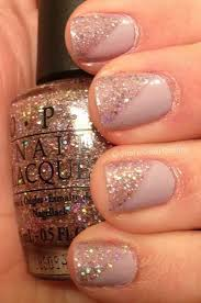 easy nail art glitter awesome 15 super easy nail design ideas for short nails nail