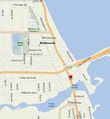 melbourne fl map map melbourne harbor condominiums directions downtown