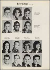 high school yearbook reprints 1964 high school yearbook via classmates high