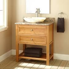 Unfinished Bathroom Vanity Base Bathroom Vanity Open Shelves Unfinished Base Vanities 36 To 42