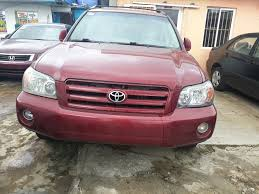 lexus jeep tokunbo price toyota t100 in nigeria for sale price for used cars on jiji ng