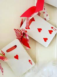 Valentines Decorations Diy Pinterest by Diy Valentine Decoration Queen Of Hearts Garland We You