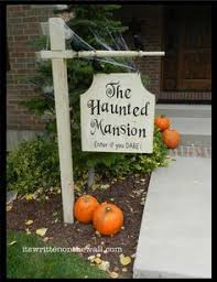 haunted mansion hitch hiking ghost yard displays perfect for
