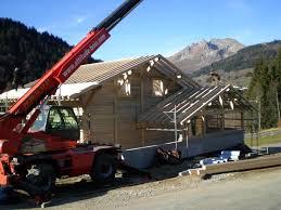 construire son chalet en bois attitude bois chalets bonnevaux constructeur de chalets le biot