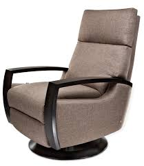 Swivel Arm Chair Design Ideas Fancy Swivel Recliner Chairs Design With Stylish Model Detail