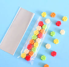 candy bags mini cellophane bags 2x6 cellophane bags clear candy bags party