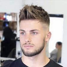 Coole Kurzhaarfrisuren Jungs by 20 Coole Frisuren Für Männer Mit Rundem Gesicht Männer Frisuren