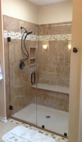 cost of glass shower doors bathroom framed glass shower enclosures bathroom remodel ideas