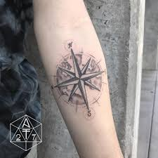 Map Tattoos Compass Tattoo Map Tattoos On Instagram
