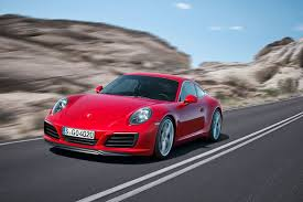 4 door porsche red new 2016 porsche 911 blows in turbos all round for 991 gen 2 by