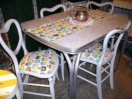 50s style kitchen table 1950s style kitchen chairs retro chrome diner chair 1950 kitchen