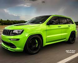 green jeep grand cherokee new exterior colors for 2018 srt hellcat forum