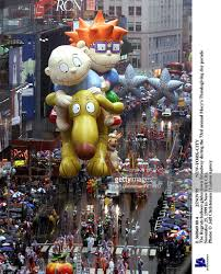 new york thanksgiving rugrats balloon in macy u0027s parade pictures getty images