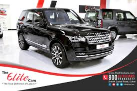 car range rover 2016 range rover vogue se 2016 the elite cars for brand new and pre