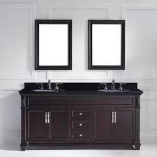 Double Bathroom Vanities by Kbc Abbey 72