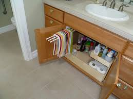 Kitchen Towel Racks For Cabinets Pull Out Towel Rack Traditional Kitchen Columbus By