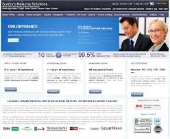The Best Resume Writers by Review Of The Best Resume Writing Service Resumesolutions Ca