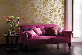 how to choose right wallpaper for livingroom