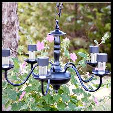 How To Make A Solar Light - diy projects and ideas for the home solar chandeliers and gardens