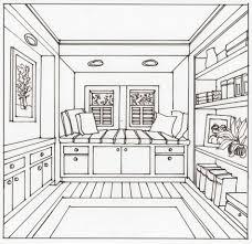 find living room interior design sketch design ideas west coast