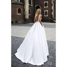 simple wedding gown sweep wedding dresses ivory sweep wedding dresses