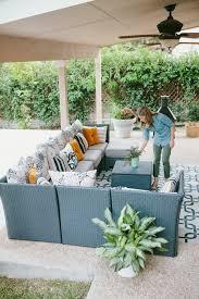 Hayneedle Patio Furniture Our New Outdoor Space On Hayneedle Com Design Improvised