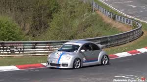 volkswagen beetle race car watch this super rare vw beetle rsi tackle the nürburgring