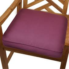 mozaic company sunbrella corded indoor outdoor chair cushion