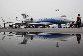 lamborghini private jet an interesting market sign says private jet sales may be about to