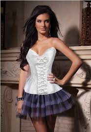 White Corset Halloween Costumes Wholesale Wwe Halloween Costumes Halloween Costume Cheap