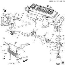 wtb 9c1 oil cooler line bracket chevy impala ss forum