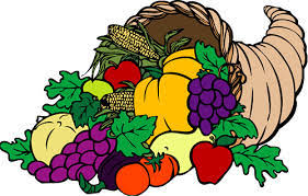 free thanksgiving cornucopia clipart