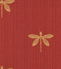 upholstery fabric smc designs imperial dragonfly marachino joann