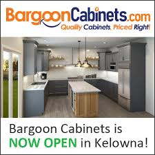 kitchen cabinets door replacement kelowna bargoon cabinets now open in kelowna callahan property