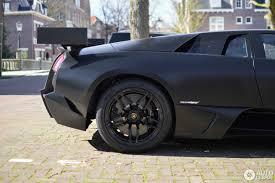 Lamborghini Murcielago Grey - lamborghini murciélago lp670 4 superveloce 25 march 2017