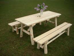 8 foot picnic table plans 8 traditional picnic table plans coho