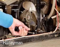refrigerator condenser fan fix refrigerator problems the family handyman