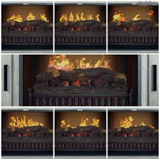 100 electric ventless fireplace chimney free electric