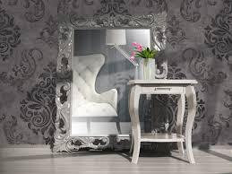 tapeten fr wohnzimmer mit weien hochglanz mbeln tapete grau wohnzimmer modell tapeten für wohnzimmer mit weißen