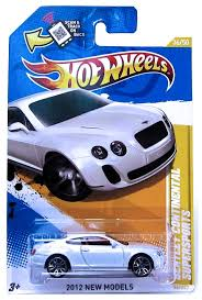 white bentley back hobbydb