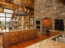 Rustic Kitchen Pendant Lights by Rustic Kitchen With Wine Refrigerator U0026 Cathedral Ceiling Zillow