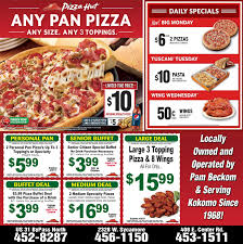 Pizza Hut Buffet Near Me by Get Your Pizza Hut Coupon Printable Coupons Online