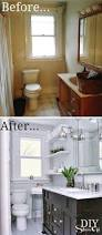 bathroom makeovers before and after quick u0026 simple