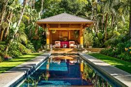 Pools Backyard 25 Pool Houses To Complete Your Dream Backyard Retreat