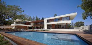 modern house california imposing modern residence in california oz house freshome com