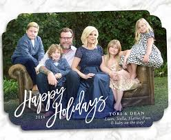 see tori spelling and dean mcdermott u0027s family christmas card