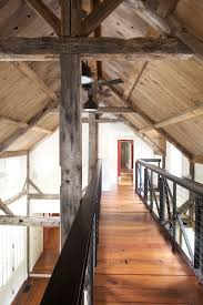 rustic wood ceiling fans barn ceiling hall farmhouse with rustic wood trusses ceiling fan