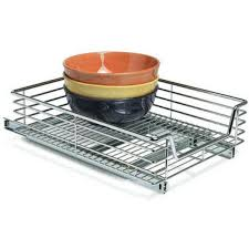 Kitchen Cabinet Dish Rack Dish Racks Kitchen Cabinet Dishware Organizers Wire Chrome Pull