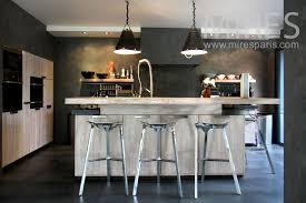 ambiance cuisine cuisine moderne ambiance bois c0826 mires