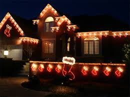 bright led outdoor christmas lights astonishing outdoor christmas stocking lights led chritsmas decor